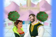 Märchen Paar