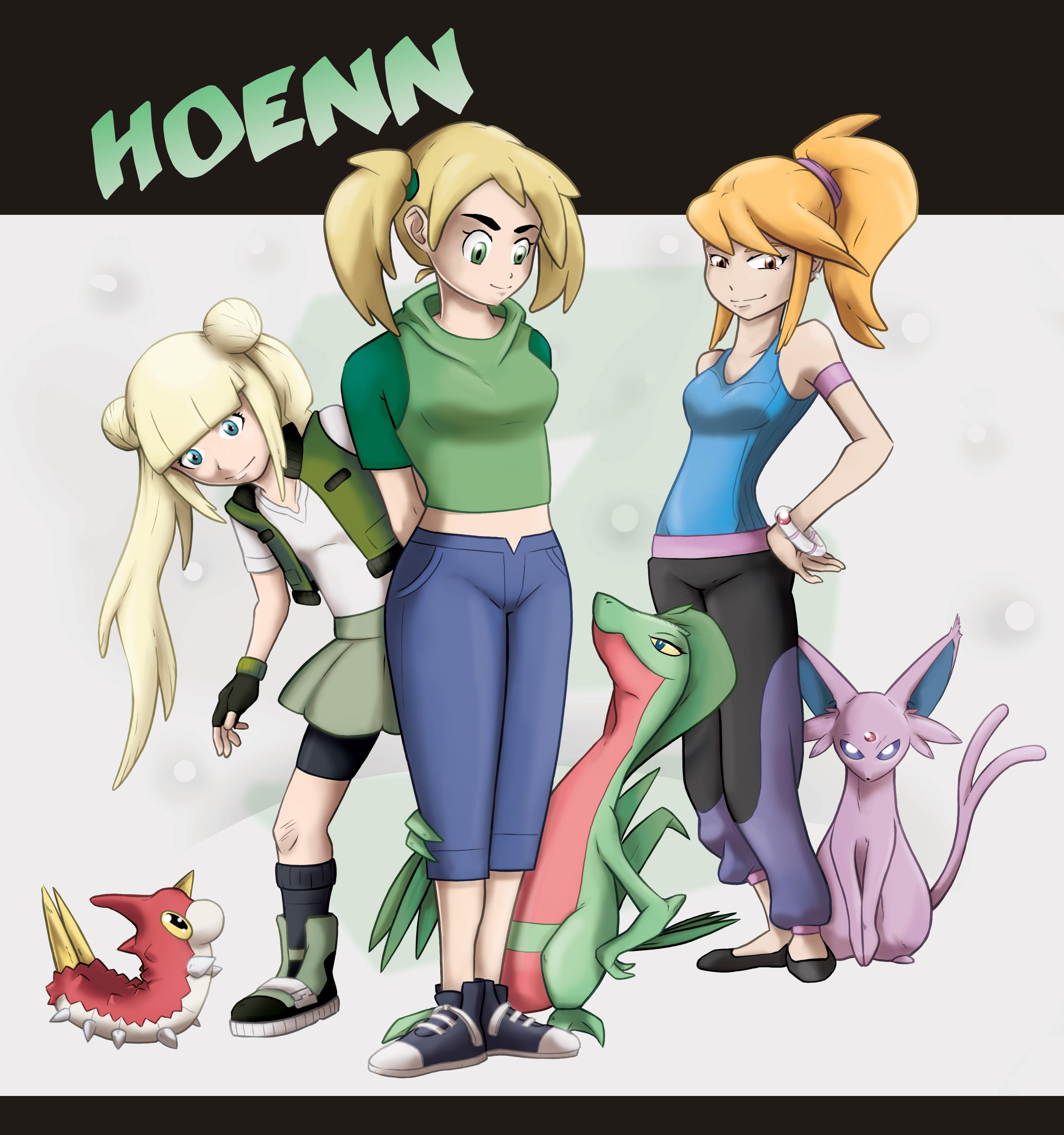 Pokémon - Hoenn