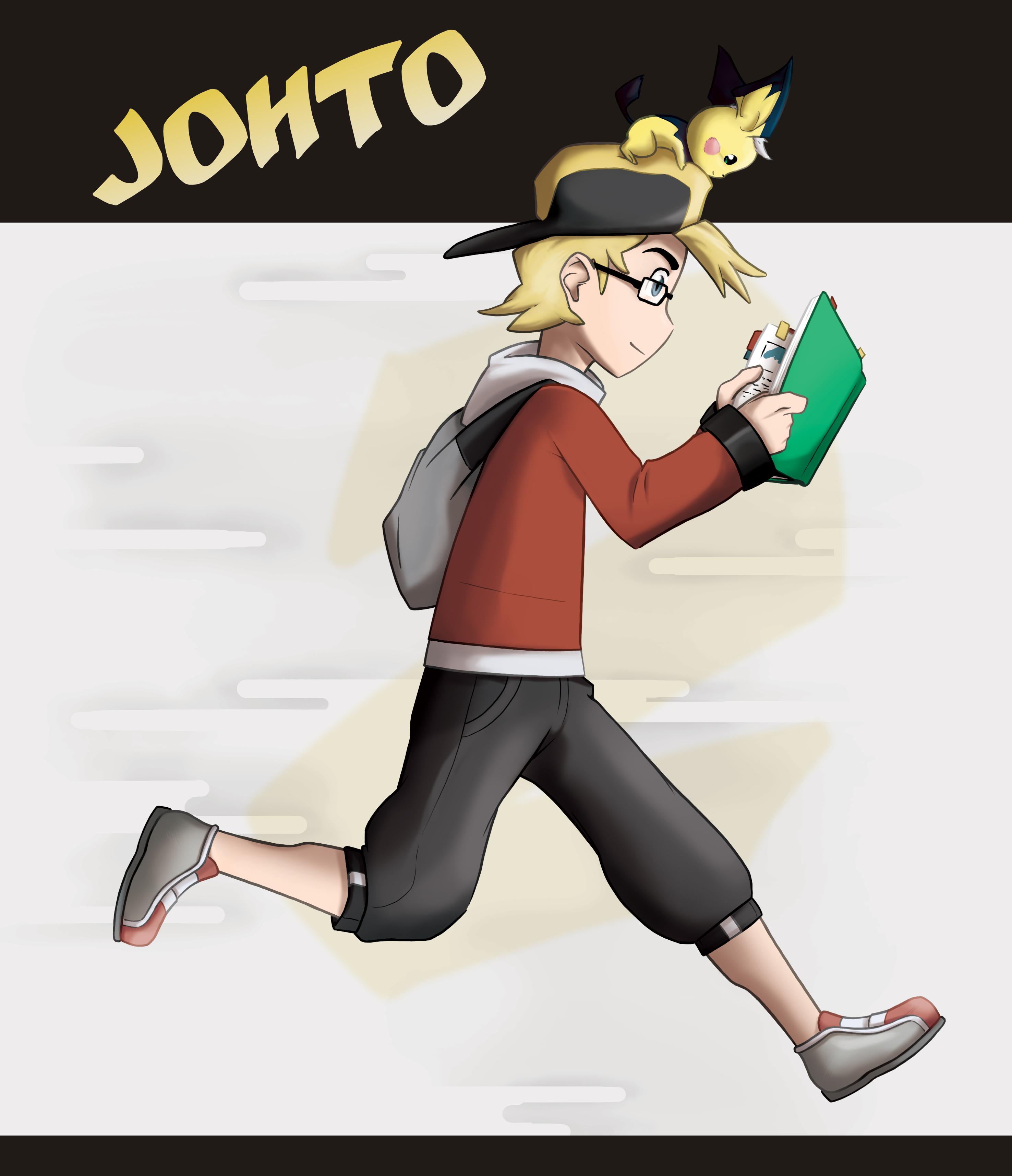 Pokémon - Johto