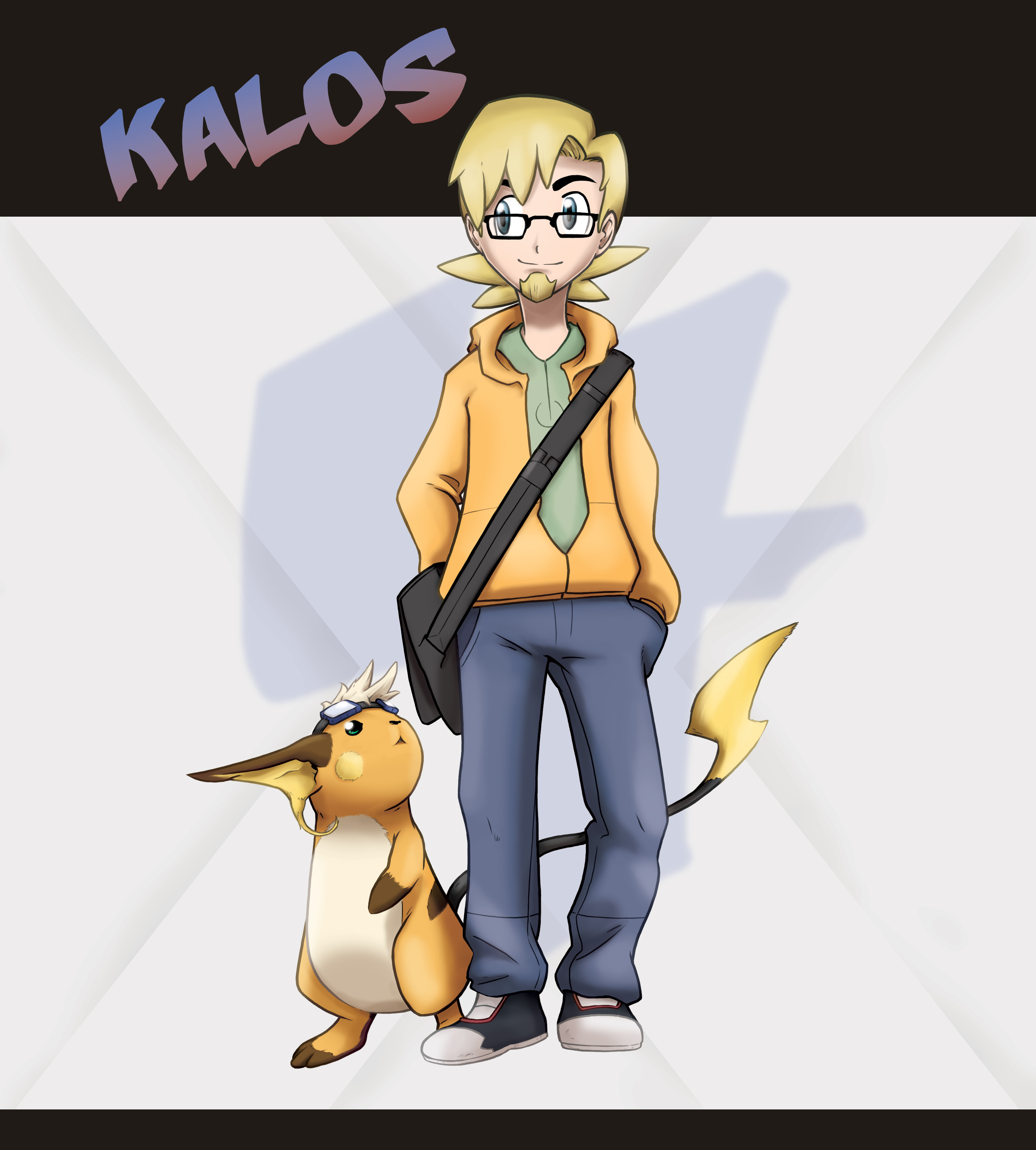 Pokémon - Kalos
