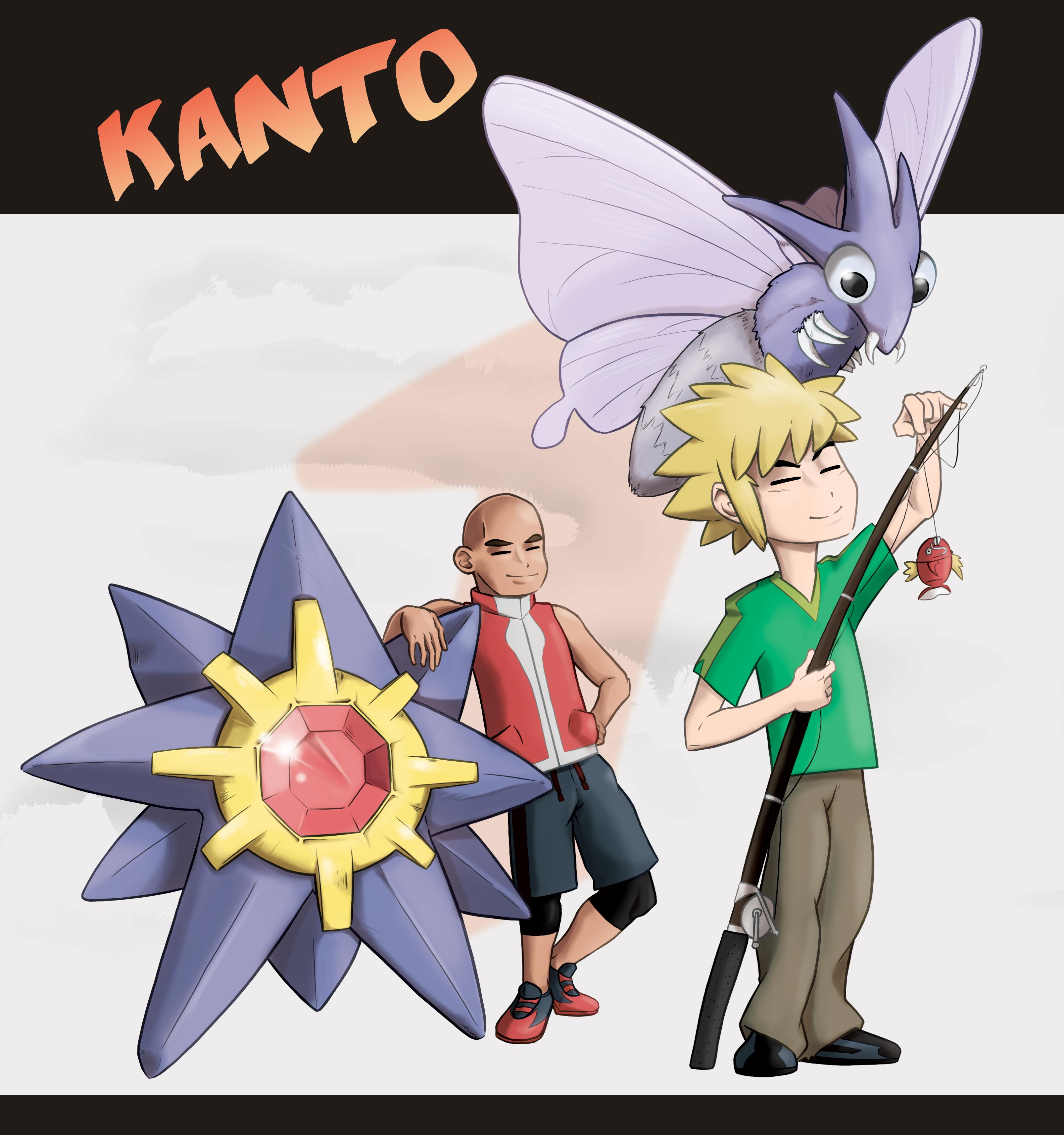 Pokémon - Kanto